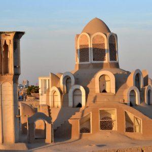 museo Borujerdi a kashan in iran