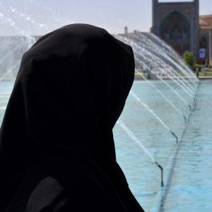 la piazza Naqsh-e jahān a esfahan in iran