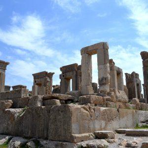sito archeologico di persepolis in iran