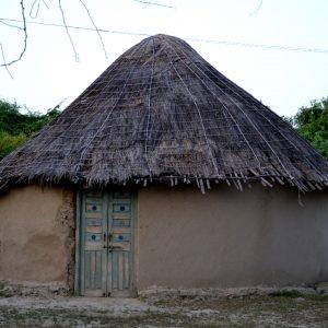 villaggio nel kucth india
