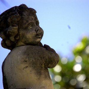 una statua a mulinetti in liguria