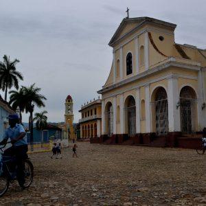 calle a trinidad a cuba
