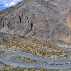 i gatha loops sulla leh manali road