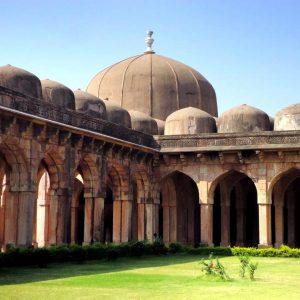 mandu vasto sito archeologico in india