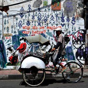 street art a jogjakarta a giava