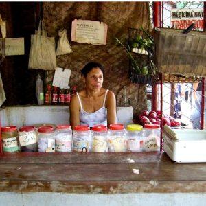 venditrice a camaguey a cuba