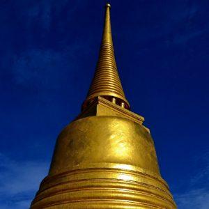 wat sakhet a bangkok in thailandia