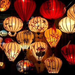 lampade a hoi an in vietnam