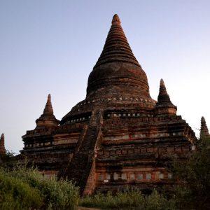 pagoda a Pagan