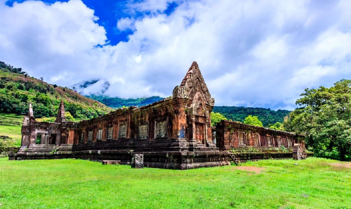 tempio khmer wat phu