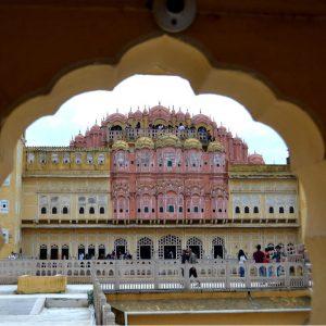 Hawa Mahal a Jaipur