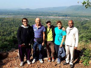 gruppo ram con guida locale in india