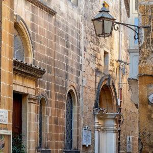 Victoria è il capoluogo di Gozo
