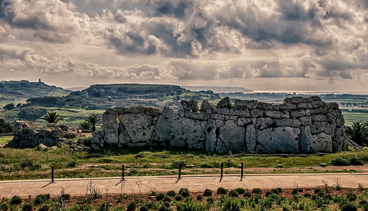 sito archeologico a Malta