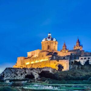 l'antica capitale di Malta