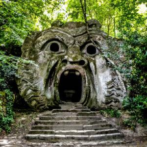 Parco dei Mostri o bosco sacro