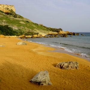 San Blas beach la spiaggia più bella di Gozo