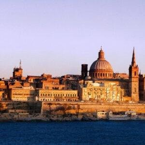 la città fortezza di Malta